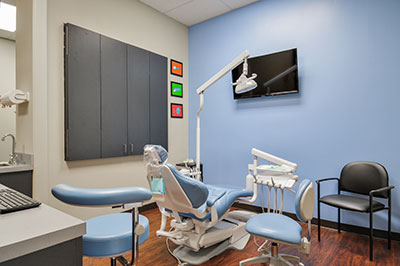Dental Zone Operatory