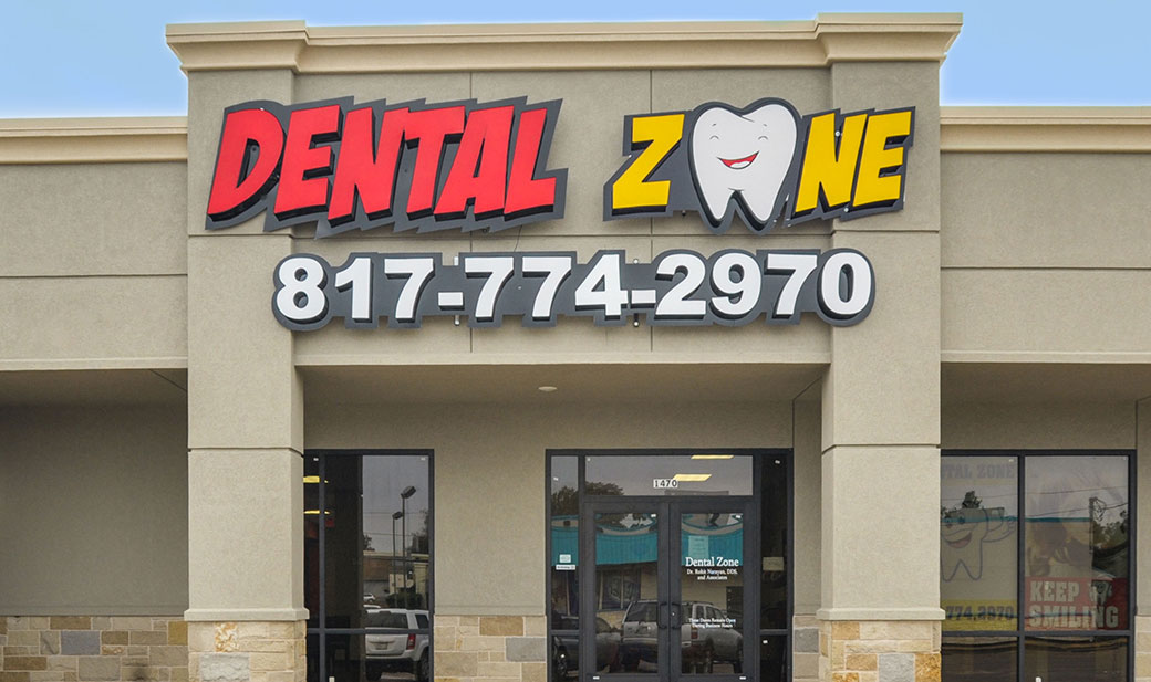 Cleburne dental office
